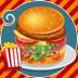 38.Hamburger Cooking Food Shop