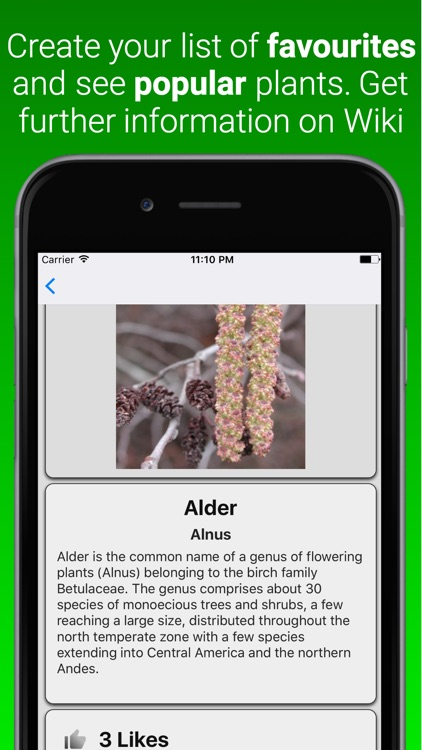 Plant Dictionary Pro