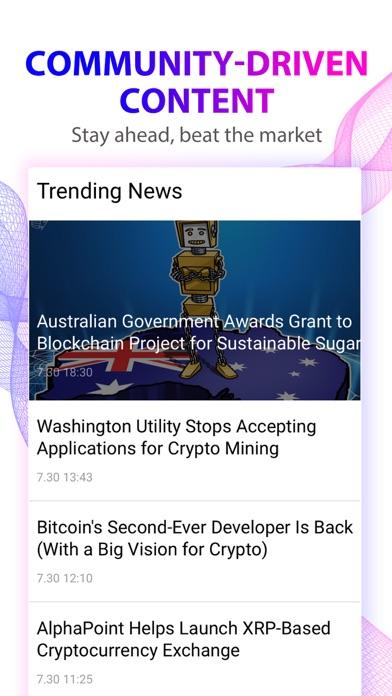 Quarry: Crypto News & Trends screenshot three