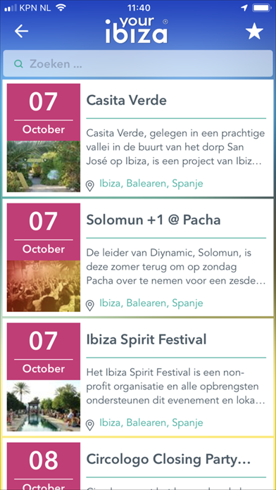 Your Ibiza screenshot three