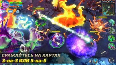 Heroes of Order & Chaos — мобильная MOBA! Скриншоты4