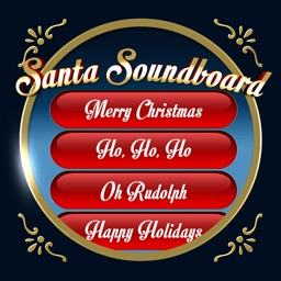 Santa Soundboard from Santa Guy