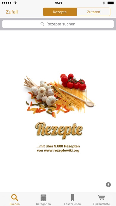 Screenshot for Rezepte in Germany App Store