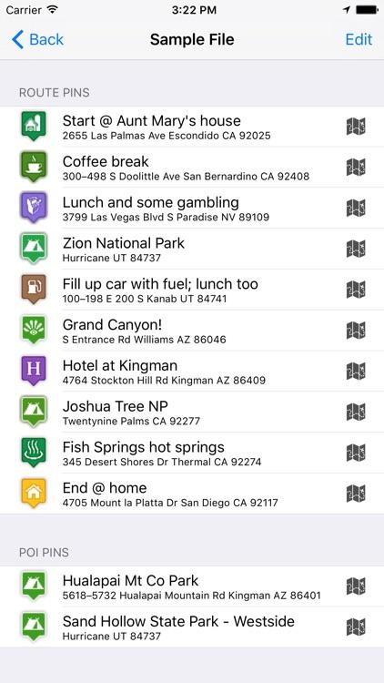 Road Trip Planner™ screenshot-3