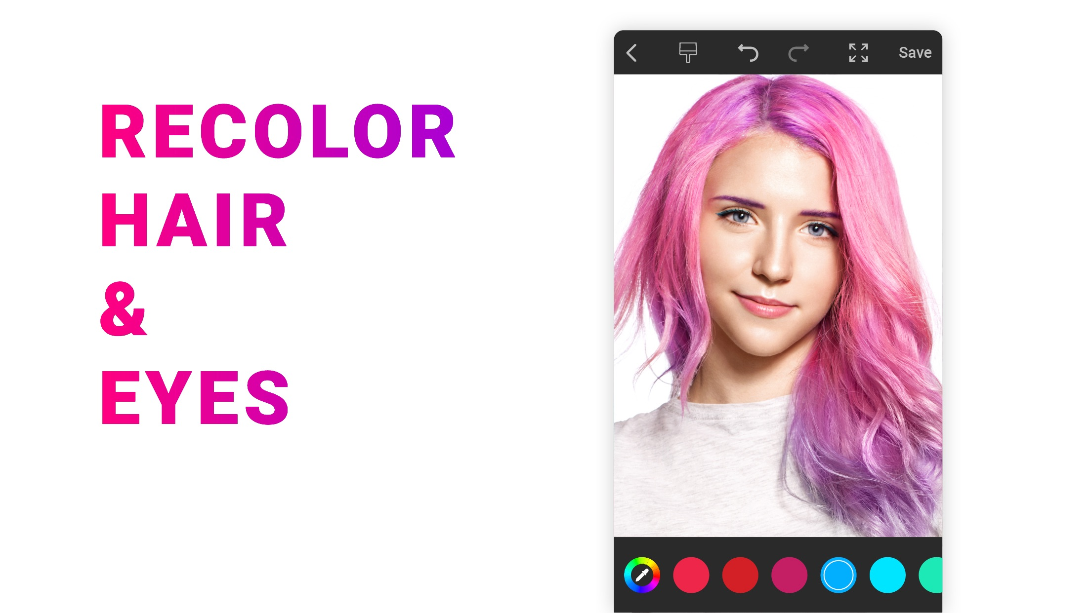 Color Pop Photo Editor Effects Screenshot