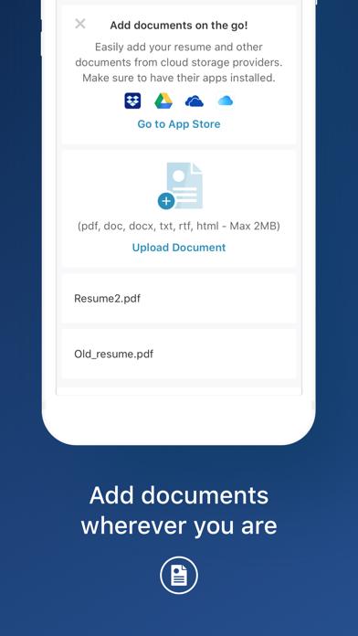 jobsDB Job Search screenshot three