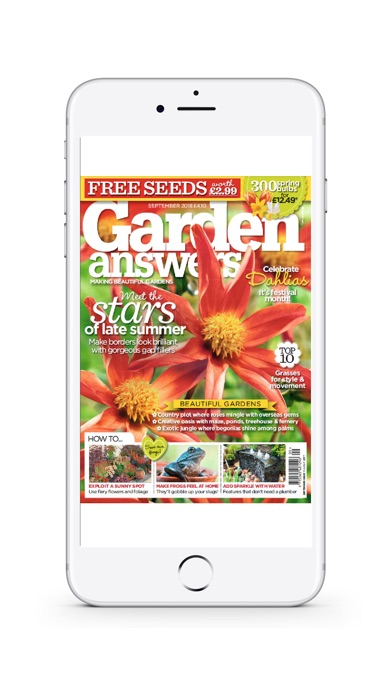 download Garden Answers Magazine apps 0