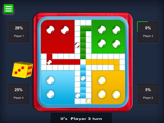 Ludo Impossible Pachisi Game screenshot 7