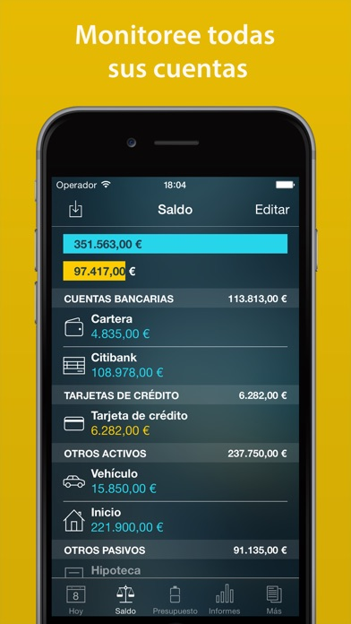 download Money Pro: Finanzas personales apps 2