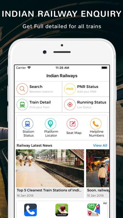 Where is my Train : IRCTC_苹果商店应用信息下载量_评论_排名