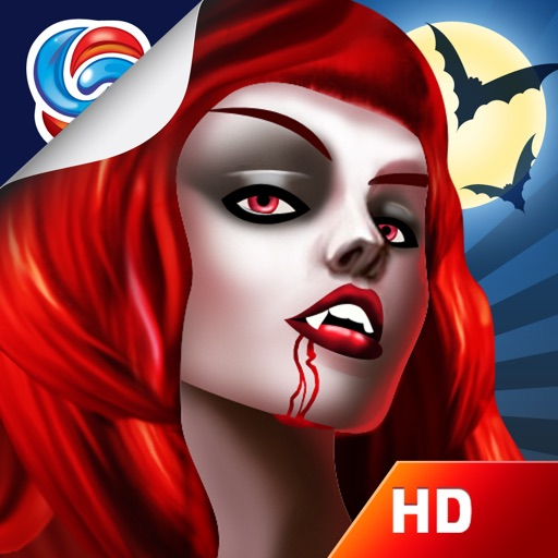 Vampireville HD: haunted castle adventure icon