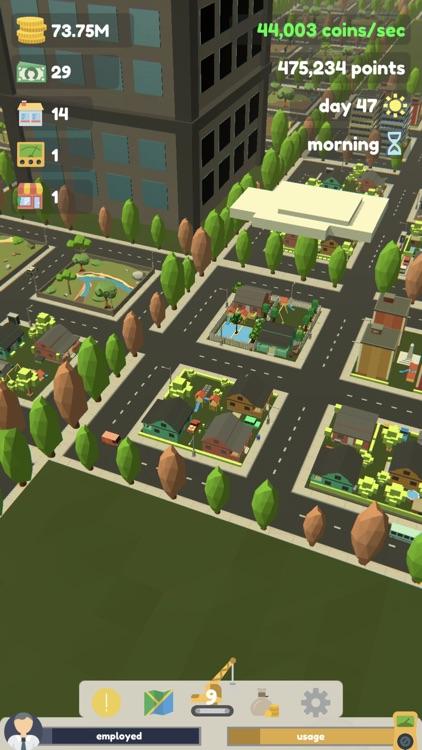 CityScape Sim screenshot-4