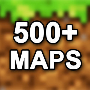 Maps & AddOns For MCPE ! Reference app