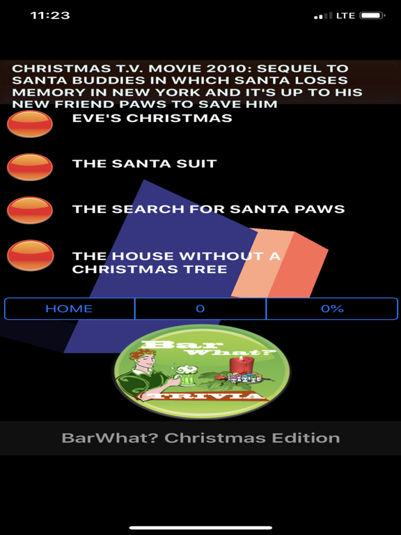 BarWhat? Christmas 10K+ Trivia screenshot 15