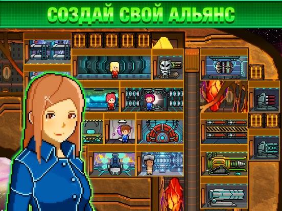 Скачать Pixel Starships™ Space MMORPG