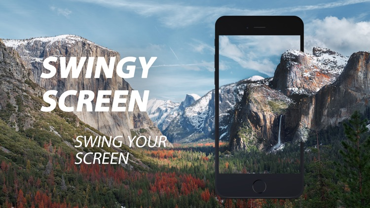 Swingy Screen