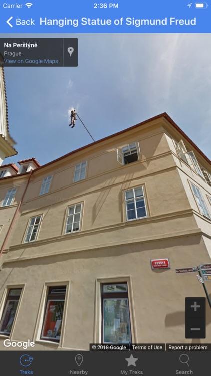 Conventional VR Guide: Prague screenshot-8