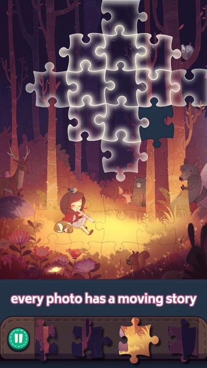 Live jigsaw-epic puzzle game screenshot-4