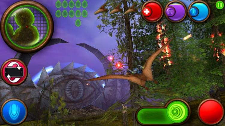 Nanosaur 2 screenshot-0