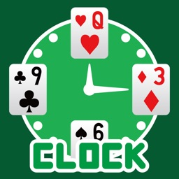 Clock Solitaire : Card Game
