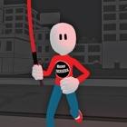 Stickman Hero Vs Gangsters icon