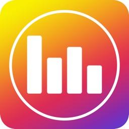 Follower Stats for Instagram