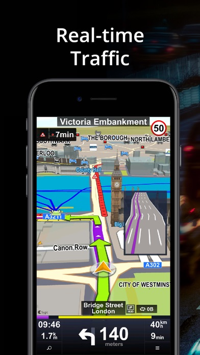 Screenshot #9 for Car Navigation: GPS & Maps
