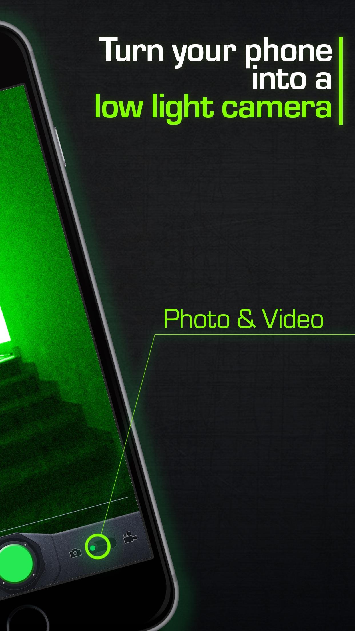 Night Vision Camera Screenshot