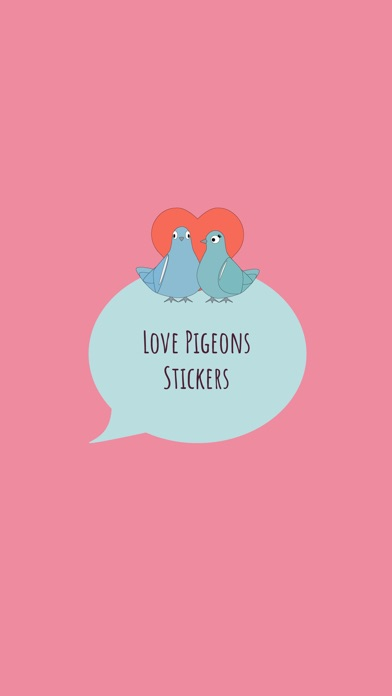 Screenshot for Love Pigeons in Finland App Store