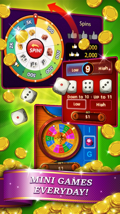 Bingo City 75 + Slots & Poker screenshot-3