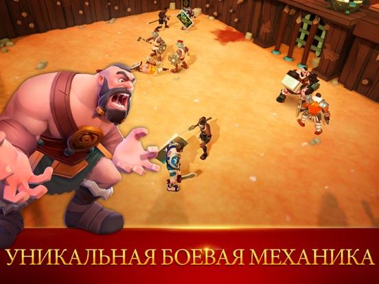 Gladiator Heroes для iPad