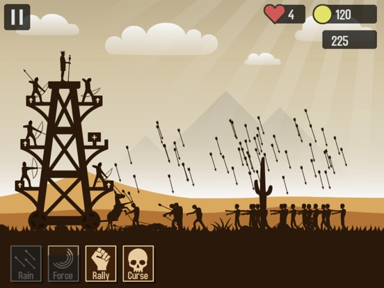 Medieval Defense Z screenshot 6