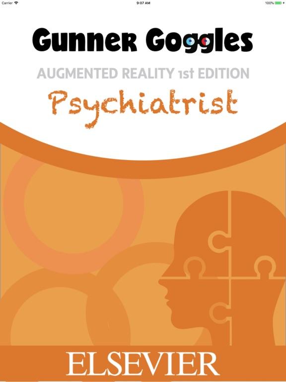 Gunner Goggles Psychiatry screenshot 8