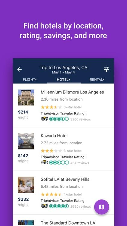 Upside Business Travel screenshot-3