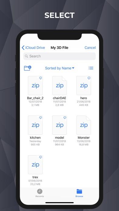 ARGO - 3D Viewer | Apps | 148Apps