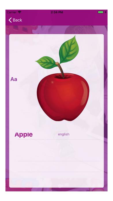 Bright Learners App screenshot one