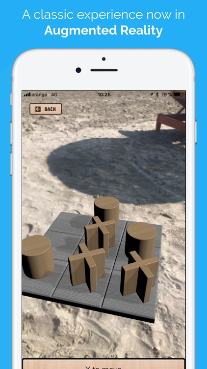 AR Tic Tac Toe Multiplayer by Code House Software SRL