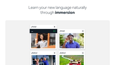 Rosetta Stone: Learn Language app image