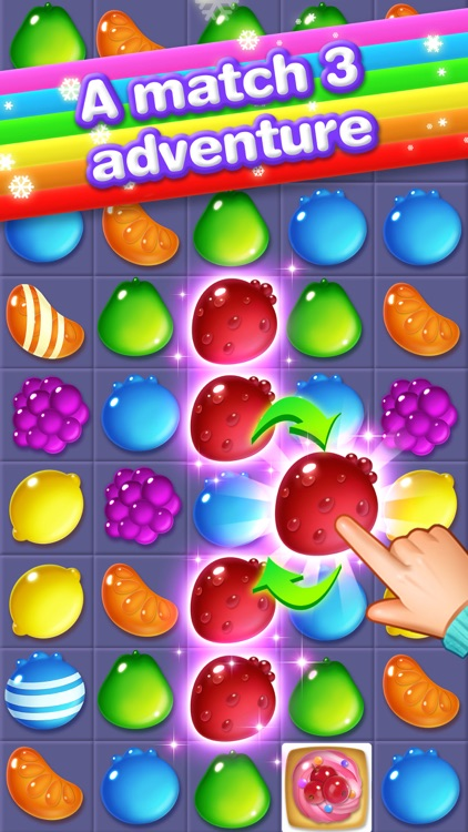 Candy Crack Mania screenshot-2