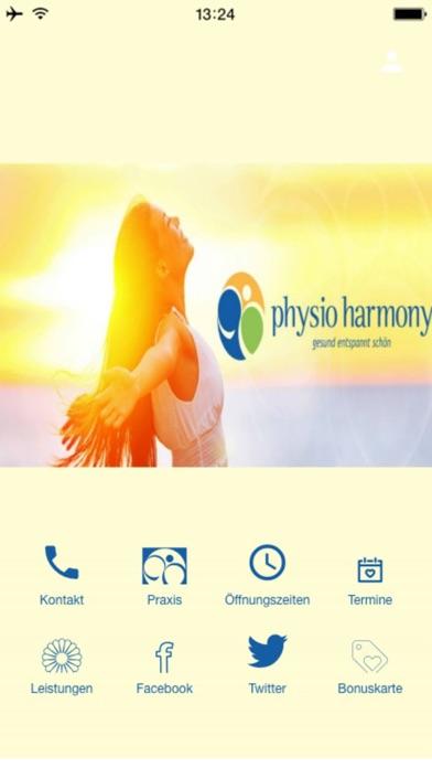 Physio HarmonyScreenshot von 1