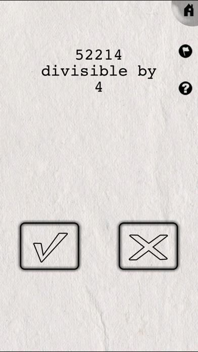 Mimir Mental Math screenshot four