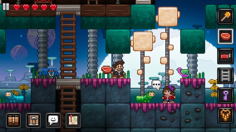 Junk Jack screenshot-1