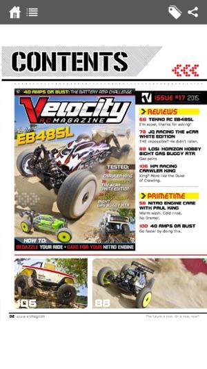 Velocity Rc Cars Magazine On The App Store