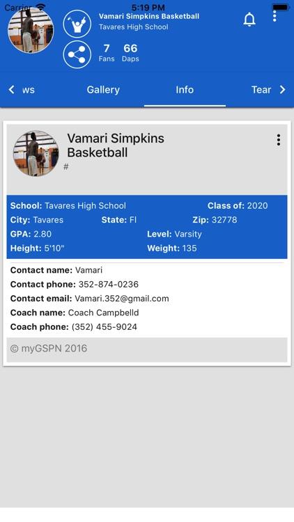 Vamari Simpkins