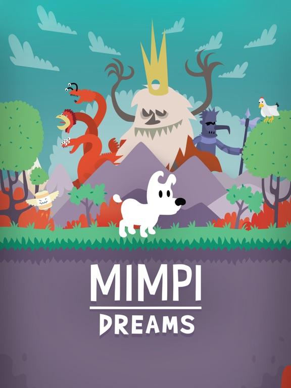 Mimpi Dreams For iOS/TV Has First Free Sale In Two Years
