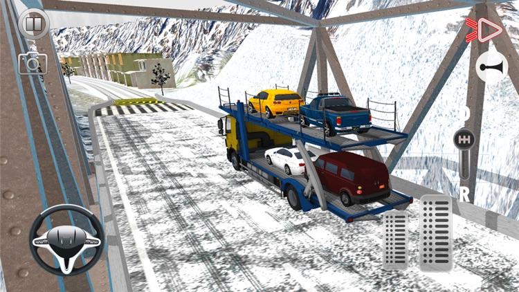 Offroad Cargo Transport Truck screenshot-3