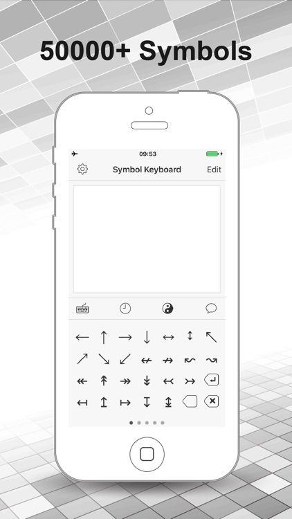 Symbol Keyboard for Texting screenshot-3