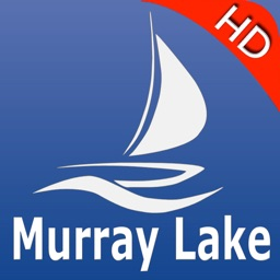 Murray lake GPS Charts Pro