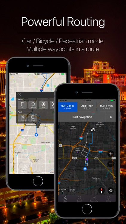Nevada, USA Offline Navigation screenshot-2