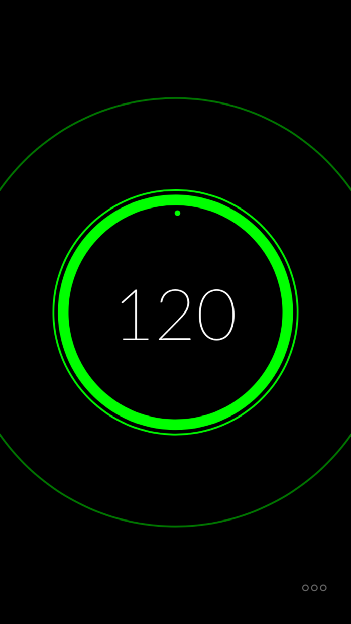 Pulse - Haptic Metronome Watch Screenshot